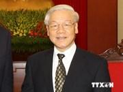 Le secrétaire général du PCV attendu en R. de Corée