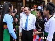 Un vice-Premier ministre à la rentrée scolaire de l'Ecole d'amitié T78