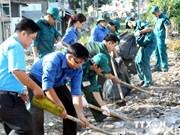 La campagne pour un monde plus propre célébrée à Thai Nguyen