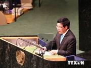 Le Vietnam présente ses efforts au Sommet de l'ONU sur le climat