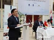 Forum de coopération économique Vietnam-Pays-Bas à La Haye