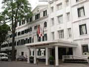 Sofitel Legend Metropole Hanoi dans le Top 100 mondial