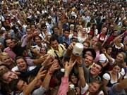 Première fête de la bière belge au Vietnam