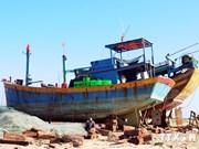 La Banque d'Etat soutient les pêcheurs de Ly Son
