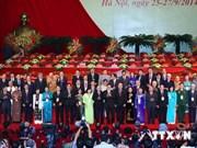 Le 8e Congrès national du FPV se clôt