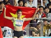 ASIAD : première médaille pour l'athlétisme vietnamien