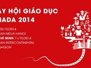 Semaine de l'éducation canadienne au Vietnam 2014