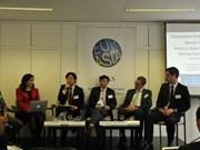 Colloque sur la sécurité maritime en Asie de l'Est à Bruxelles