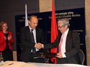 Le Vietnam attire les entreprises des technologies d'Israël