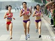 Bientôt la Course pour la paix 2014 à Hanoi