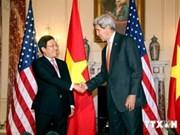Le vice-Premier ministre Pham Binh Minh en visite officielle aux Etats-Unis