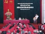 Le PM et le président de l'AN rencontrent des électeurs