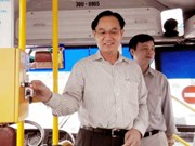 Hanoi : une carte mensuelle électronique pour le réseau de bus