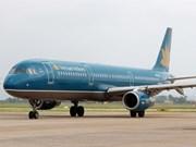 Le Wifi dans les avions de Vietnam Airlines fin 2015