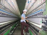 Mise en chantier d'une usine de tissage à Binh Duong
