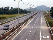 Pour développer rapidement le réseau d'autoroutes