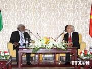 HCM-Ville souhaite renforcer sa coopération avec le Vanuatu