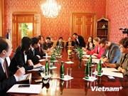 Vietnam et R. tchèque intensifient leurs échanges d'exprériences dans la presse