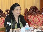 Le Vietnam assiste à la 131e Assemblée générale de l'IPU à Genève