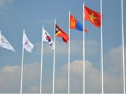 Asian Para Games II: le drapeau vietnamien hissé à Incheon