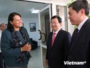 Cuba souhaite élargir la coopération avec le Vietnam
