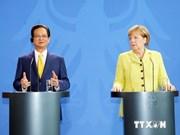 Chancelière allemande: la Mer Orientale au menu de l'ASEM 10