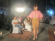 La mode vietnamienne à l'heure italienne