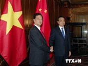 Le PM Nguyen Tan Dung rencontre son homologue chinois