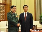 Le Vietnam et la Chine intensifient leur coopération dans la défense