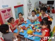 Le Vietnam au 4e Congrès sur l'éducation maternelle