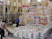 Plus de 4,9 millions de tonnes de riz exportées depuis janvier