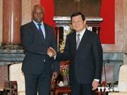 Vietnam et Angola promeuvent leur coopération dans la lutte anti-criminalité