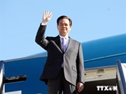 Le PM Nguyen Tan Dung quitte Hanoi pour une visite officielle en Inde