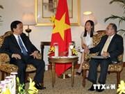 Le PM Nguyen Tan Dung entame sa visite officielle en Inde