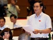 Poursuite de la 8e session de l'Assemblée nationale