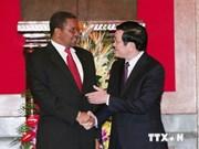 Le Vietnam prend en haute considération sa coopération avec la Tanzanie
