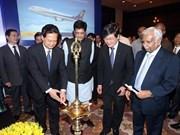 Le Vietnam s'engage à favoriser les activités des entreprises indiennes