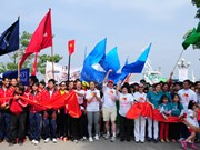 """Hanoi : """"La course pour les enfants 2014"""""""