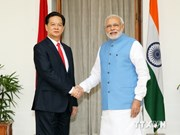Vietnam et Inde conviennent de promouvoir leur partenariat stratégique