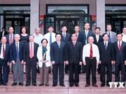 Célébration des 65 ans de la Commission centrale des relations extérieures du PCV