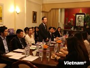 Une association connecte les étudiants vietnamiens au Royaume-Uni