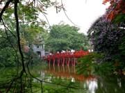 Hanoi, l'une des villes les plus riches au monde sur le plan culturel