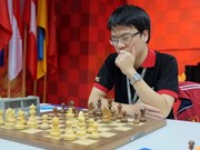 Echecs: Quang Liem recule de 19 places au classement mondial