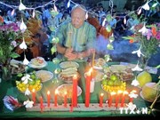 Trà Vinh se prépare à la fête Ok Om Bok