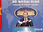 Le Vietnam proteste contre les exercices de tirs taïwanais sur l'île de Ba Binh