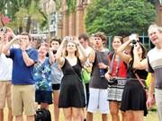 Plus de 6,6 millions de touristes étrangers au Vietnam depuis début 2014