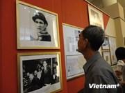 """Exposition """"Le président Ho Chi Minh et la Russie par les archives"""""""
