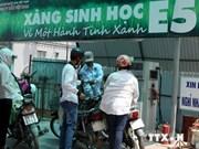 L'essence bio sera mise en vente fin 2015 dans tout le pays