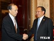 Formation des cadres: HCM-V veut coopérer avec le Japon