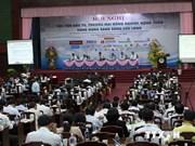 Le Forum de coopération économique du delta du Mékong se clôt